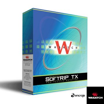 Wasatch SoftRIP TX - Logiciel RIP Textile