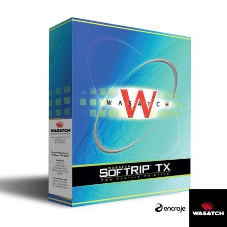 Wasatch SoftRIP TX - Logiciel RIP Textile