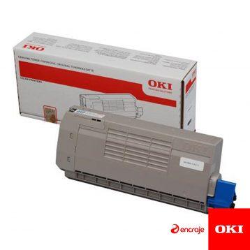 Toner Blanc OKI C711WT - 44318657