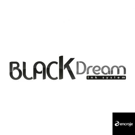 BlackDream Ink : Encre Noire Haute Densité