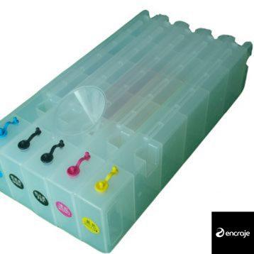 Cartouches Remplissables Epson SureColor T3000-T5000-T7000
