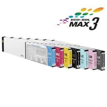 Encre Roland Eco-Sol Max 3