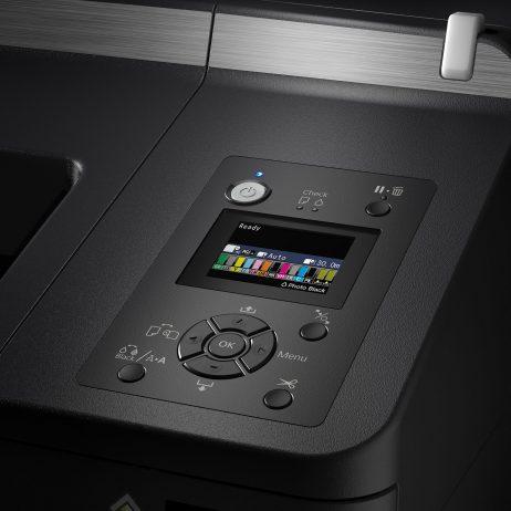 scp5000 std spectro panel