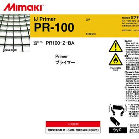 PR-100 Primer d'accroche UV Mimaki - 1 L