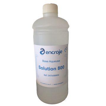 Liquide de Nettoyage Base Aqueuse - Solution 800 - EPSON - 1L