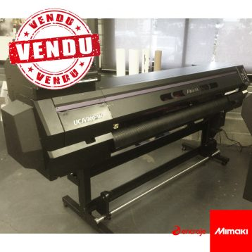 Mimaki UCJV300-160 Showroom