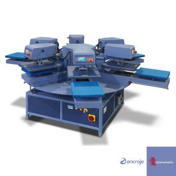 Transmatic CA 1000/6 - Presse Automatique