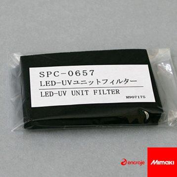 Filtres UV Mimaki UJF (20 unités) SPC-0657