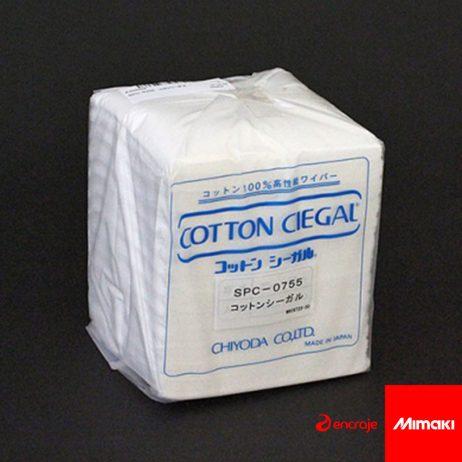 Lingette Coton Mimaki (100 unités) SPC-0755