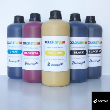 Encre COLORSTORM - Sublimation - 1L