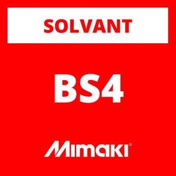 Encre Mimaki BS4 - Solvant - 2L