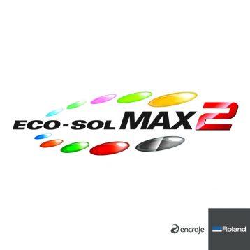 Encre Roland Eco-Sol Max 2 - 440ml
