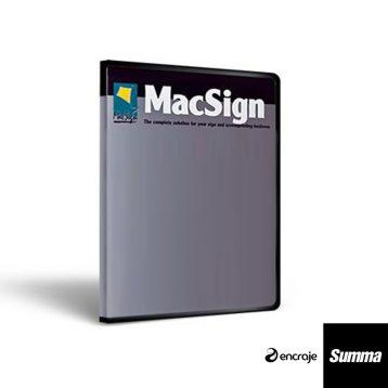 Summa - MacSign Cut