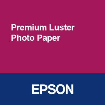 Papier Photo Premium Lustré - EPSON