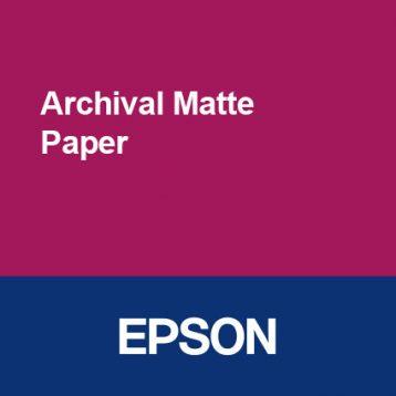 Papier Mat Archival - EPSON