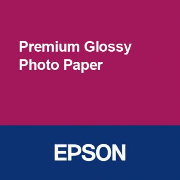 Papier Photo Premium Brillant - EPSON