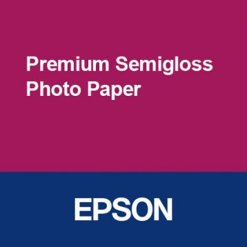 Papier Photo Premium Semi-Brillant - EPSON