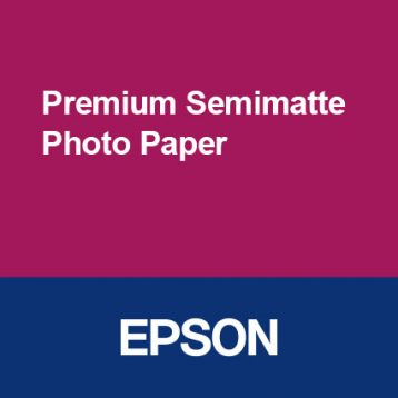 Papier Photo Premium Semi-Mat - EPSON