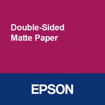 Papier Couché Double Face - EPSON