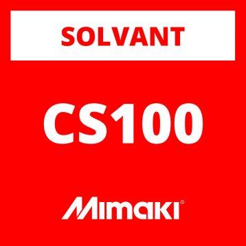 Encre Mimaki CS100 - Solvant - 2L