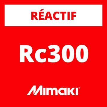 Encre Mimaki Rc300 - Colorant Réactif - 2L