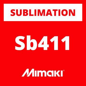 Encre Mimaki Sb411 - Sublimation - 2L