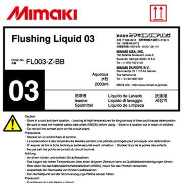 Liquide de Nettoyage 03 Mimaki FL003-Z-BB