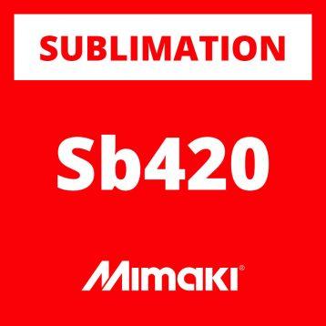 Encre Mimaki Sb420 - Sublimation - 2L