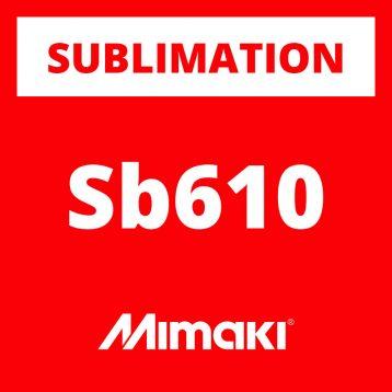 Encre Mimaki Sb610 - Sublimation - 2L