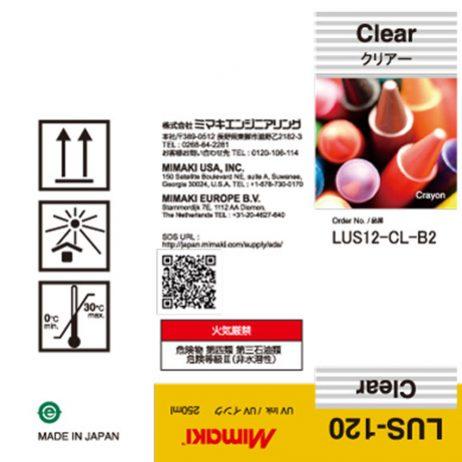 Encre Mimaki LUS-120 - UV Souple - 250ml