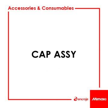 Cap Assy Mimaki TS55-1800 SPC-0842