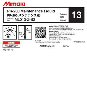 Liquide de Nettoyage PR-200 Mimaki ML013-Z-B2