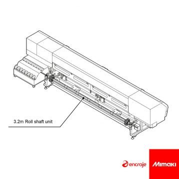 Barre d'Alimentation Support Mimaki UJV55-320 OPT-J0410