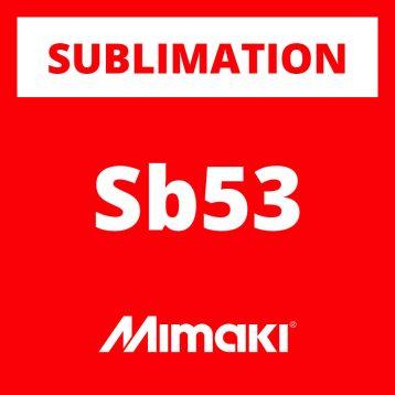 Encre Mimaki SB53 - Sublimation - 440ml
