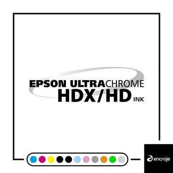 Pack STD – Cartouches EPSON UltraChrome HDX/HD – SC-P7000/SC-P9000