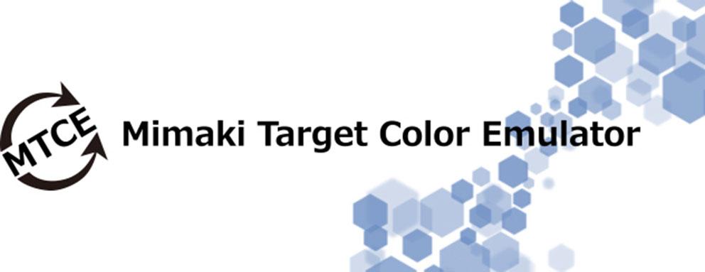 Mimaki Target Color Emulator