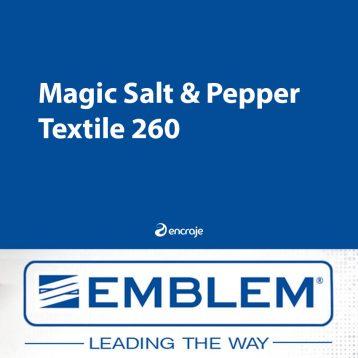 Bannière Textile Polyester Opaque Mate EMBLEM 260 gr