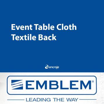 Bannière Tissu Enduite PVC Mate EMBLEM 350 gr